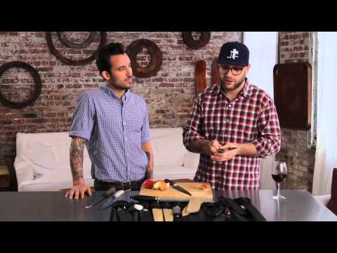 Kitchen Skills with Dan and Mike of The Meatball Shop
