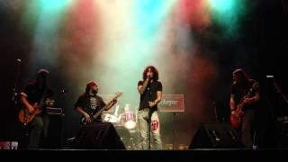Mr. Green's garden - Feeling (live at Sala Zitarrosa)