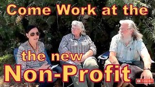 Work for Us at the Non-Profit