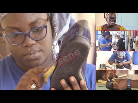 [Kaay job] Baya Design redonne vie à vos chaussures usées
