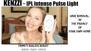 Kenzzi IPL | Hair Removal | Let's Try It | #thisis60