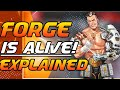 FORGE IS STILL ALIVE AND NOT DEAD PROOF : APEX LEGENDS SEASON 4 THEORY