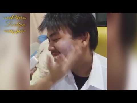 หน้ากากกระแตงกวาและมะนาว