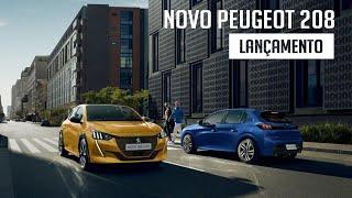 Novo Peugeot 208 - Lançamento