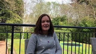 Mary from Irish at Heart, Bealtine May 2019 box