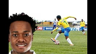 New Percy Tau ⏸Promise Mkhuma Skills, Goals And Assists