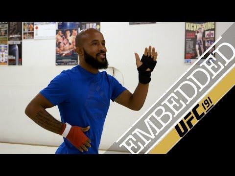 UFC 191 Embedded: Vlog Series - Episode 1