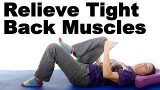 7 Stiff Back Stretches - Ask Doctor Jo