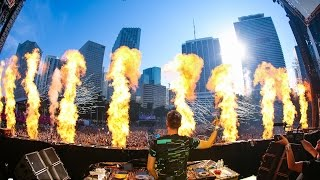 Nicky Romero - Live @ Ultra Music Festival 2015