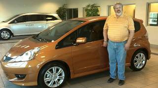 James 2011 Honda Fit Sales Testimonial.