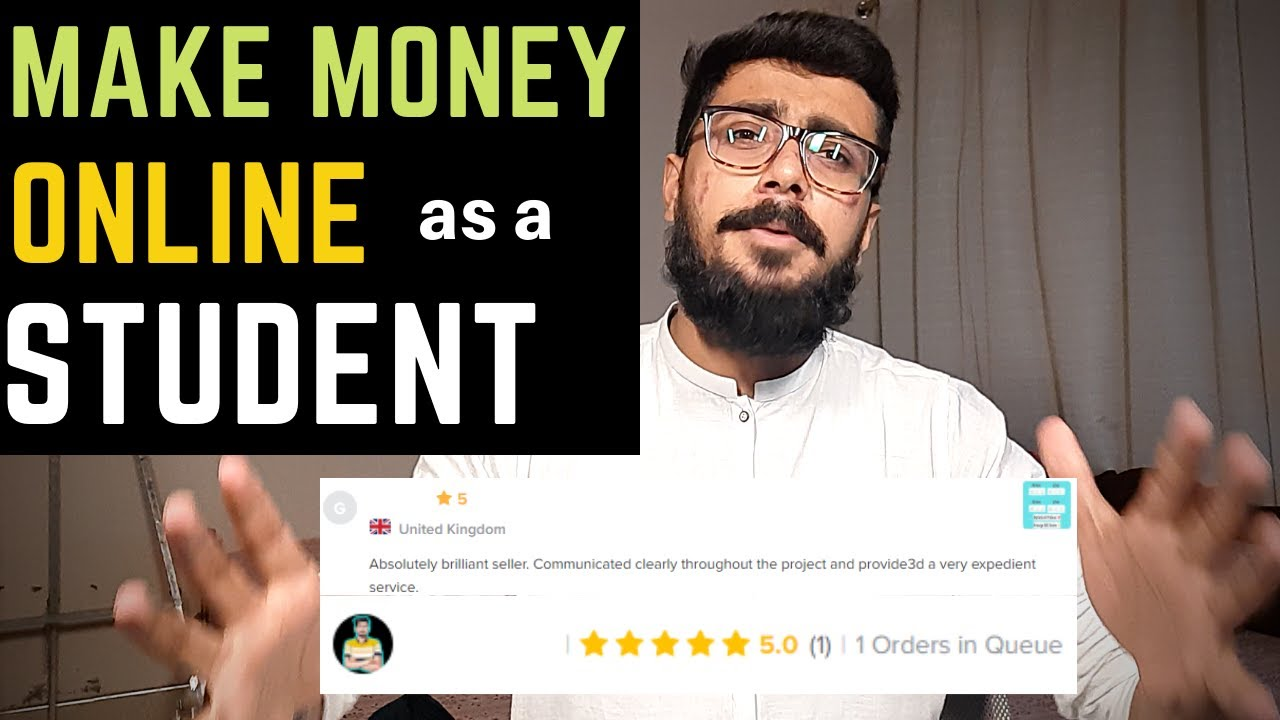5 Finest Online Work For Trainees To Generate Income Generate Income Online Without Financial Investment For Trainees thumbnail