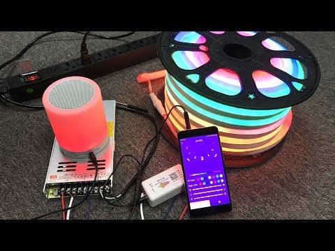 SP107E Led Music Controller