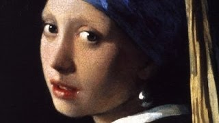 Girl with a Pearl Earring (Vermeer) - Restoration