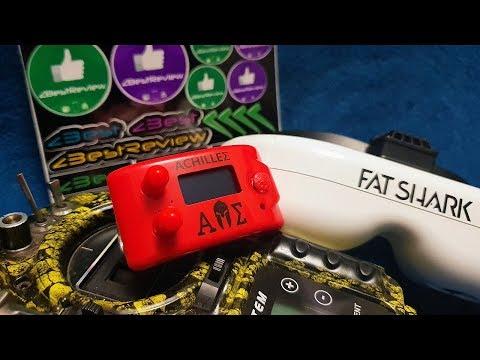✔ FuriousFPV Achilles Diversity Receiver для FPV очков Fatshark!