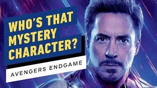 Who Was That Mystery Character in Avengers: Endgame? (SPOILERS)