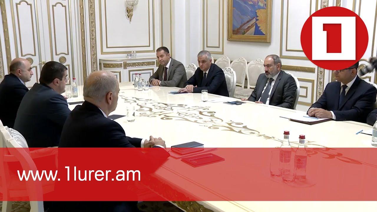 Программы помощи Арцаха должны быть преобразованы в программы развития: состоялось совещание под председательством премьер-министра Армении и президента Арцаха