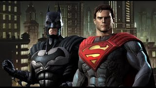 Injustice Gods Among Us All Cutscenes HD GAME  Justice League