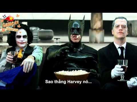 Batman hát rap ( ngứa ass vl