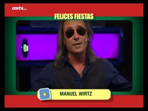 Manuel Wirzt video Saludos  - Fiestas 2014