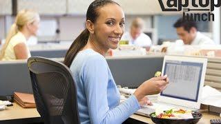 Office Lunch In Dubai | Laptop Lunch