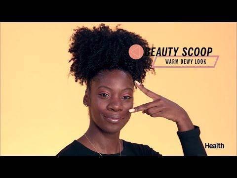 Natural Warm Dewy Look by Nam Vo | Beauty Scoop| Health