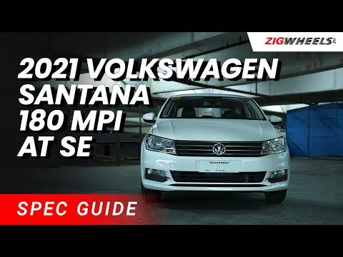 2021 Volkswagen Santana 180 MPI AT SE Spec Guide | Zigwheels.Ph