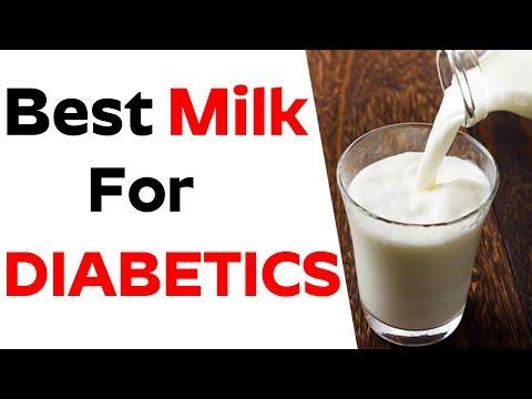 Best milk options for diabetics