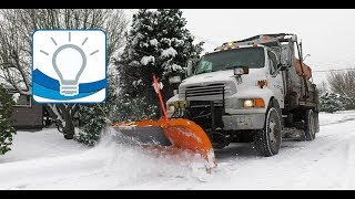 Snowplow Ride-Along - Insights