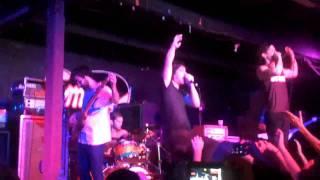 Dance Gavin Dance - Alex English Live in HD @ Emos Austin Tx