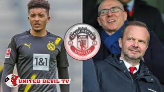 Man Utd owner Joel Glazer in Jadon Sancho transfer row with Ed Woodward - news today