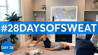 Day 28 #28DAYSOFSWEAT | The Body Coach TV