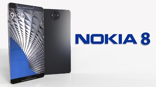 Nokia 8 Bezel Less Realistic Trailer Concept with Specifications Based On leaks & Rumours