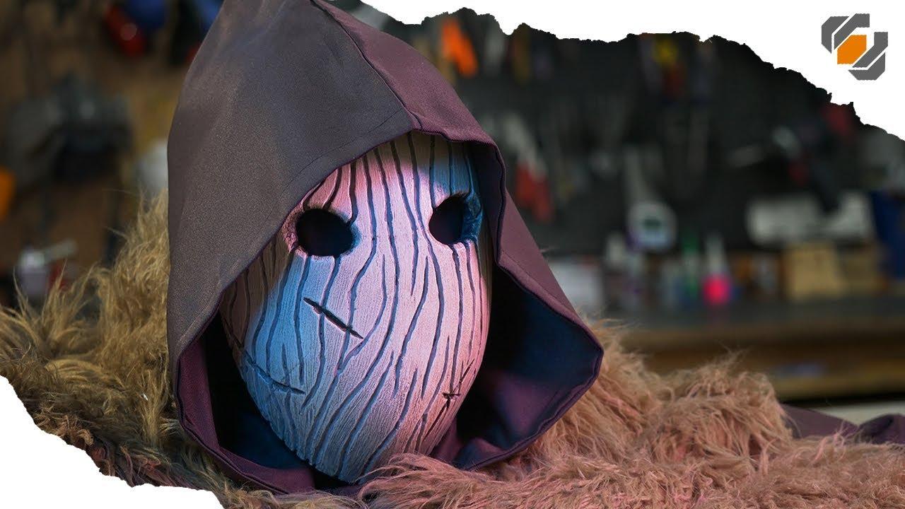 FAR CRY NEW DAWN - Making a Judge Mask with EVA Foam + FREE