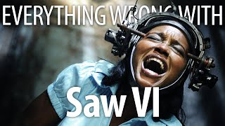 Everything Wrong With Saw VI in 20 Minutes or Less by Cinema Sins