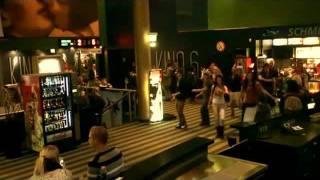 preview picture of video 'Baila Leoben - Flash Mob, 29.1.2012'
