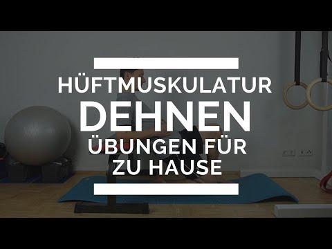 Bubnovsky Behandlung von Hüft-Video für Bubnovsky