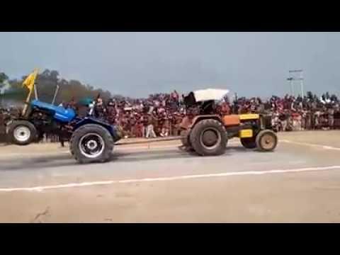 sonalika 60 vs hmt 5911 tractor tochan muqabla