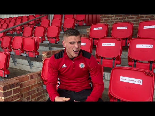 "CALLUM KEALY | ""I'll Score A Goal And Run To The Fans"""