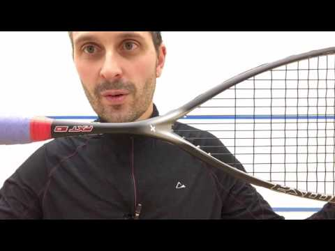 Xamsa PXT 110 Squash Racket Review