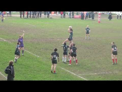Rosslyn Park Schools Rugby 7s Final 2012