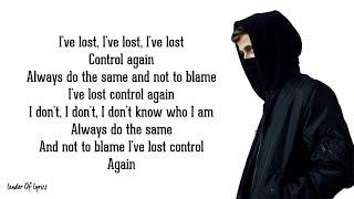 Alan Walker   LOST CONTROL (Lyrics) Ft. Sorana