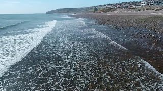Hallett Cove Beach and Field River - Cinematic Drone (Bugs 3)K