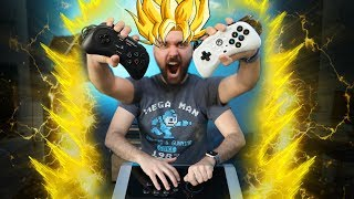 Best PS4 + Xbox One Controller!-Dragon Ball FighterZ