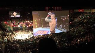 5th of September 2015 UFC 191 at the MGM Grand Garden Arena