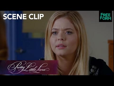 Pretty Little Liars | Season 7, Episode 11: Paige and Alison Tension | Freeform