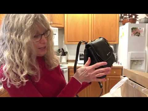 Marc Jacobs BOHO GRIND Crossbody Unboxing