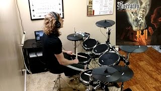 EVERGREY // For Every Tear That Falls // Drum Cover by Christian Carrizales
