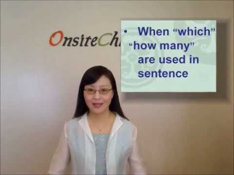 Learn Chinese Online Speak Mandarin Online Free speak Chinese Lessons (007) - Measure Word