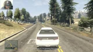 Grand Theft Auto 5 Walkthrough Part 126 - SAVING LAMAR | GTA 5 Walkthrough