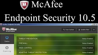 McAfee Endpoint Security 10 5